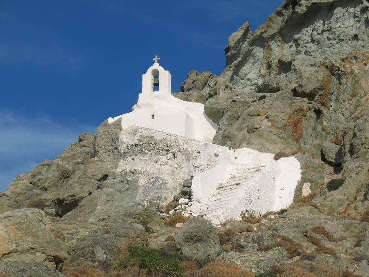 Theologaki Church in Naxos Town