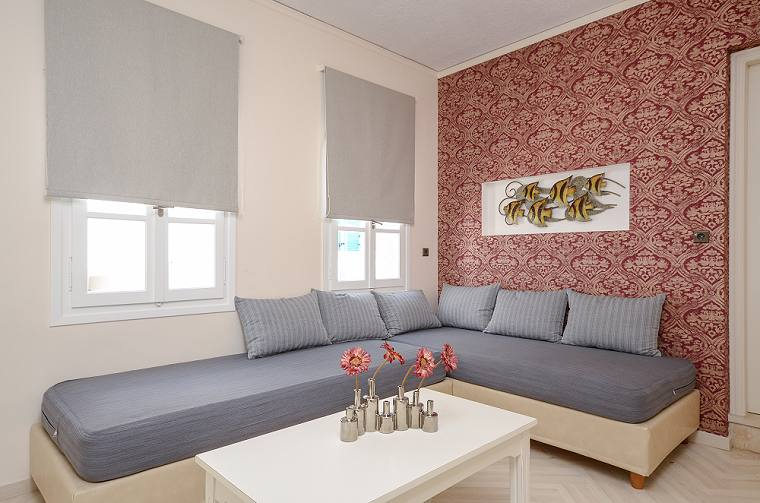 Spiros Naxos Hotel, Two-roomed Suites